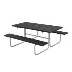 Classic bord-bænkesæt, genbrugsplast-20