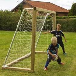 Fodboldmål 240 cm, inkl. net-20