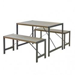 Funkis bord bænkesæt-20