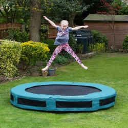 Trampolin til nedgravning Jumpking Inground 430 cm-20