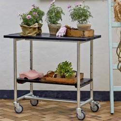 Urban grillbord med 1 hylde-20