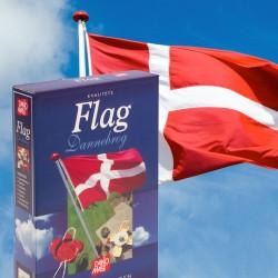 Dannebrogsflag til flagstang-20