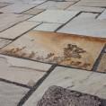 Sahara Sandstone Mix belægningssten billig sandsten-01