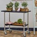 Urban grillbord med 1 hylde-01