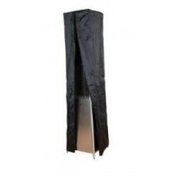 Overtræk sort til terrassevarmer Luksus  52x52x220 cm.